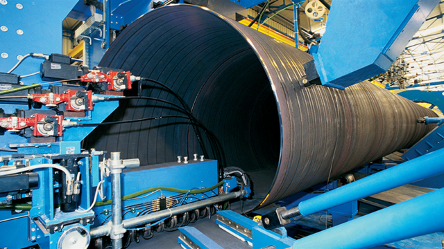 Pipe Mill  and Coating