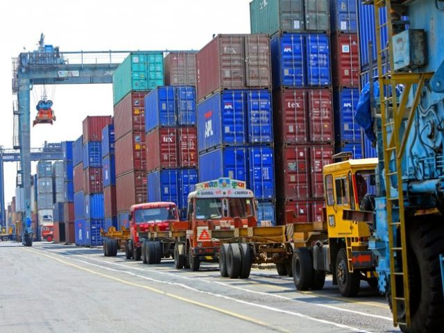 In-Land Dry Port